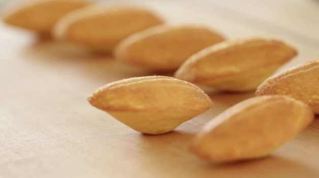 Traditional hump of an Easy Madeleine Recipe