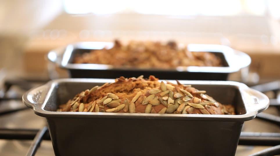 Extra Moist Pumpkin Bread Recipe