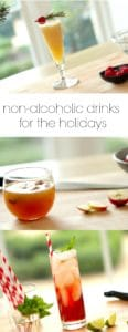 Non-Alcoholic Drinks for the Holidays