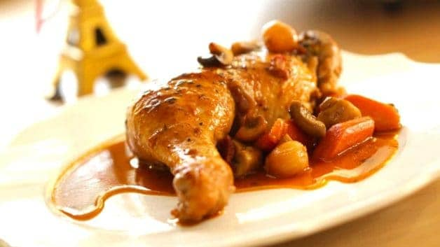 Coq Au Vin Recipe You Can Make Ahead Entertaining With Beth