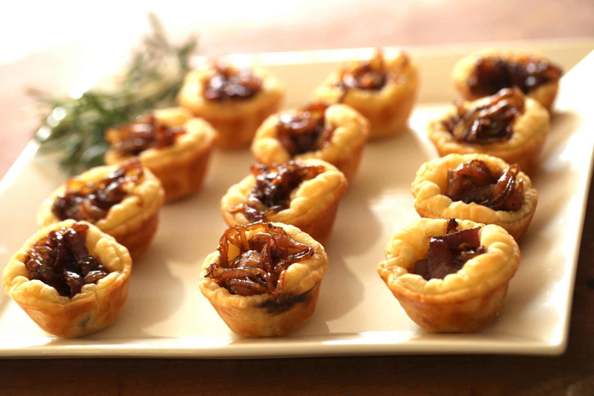 Goat Cheese Tarts