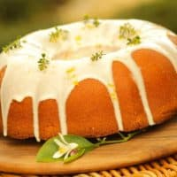 Beth's Lemon Pound Cake
