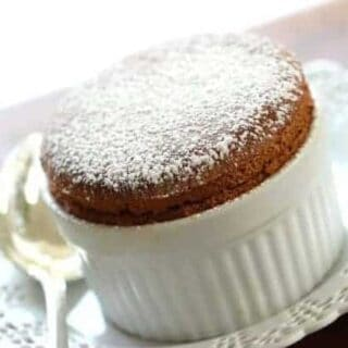 Foolproof Chocolate Soufflé