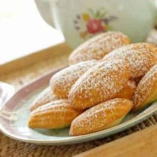 Easy Madeleines