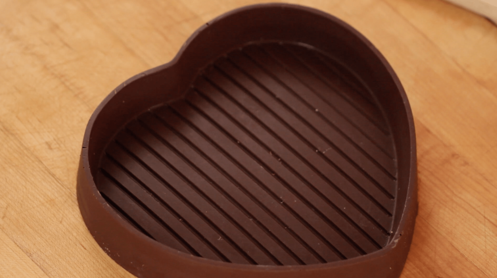 Chocolate Heart Mold Base