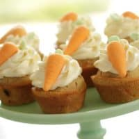 Beth's Carrot Cake Cupcakes