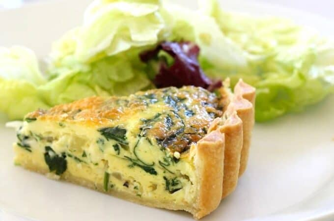 Foolproof Quiche Recipe