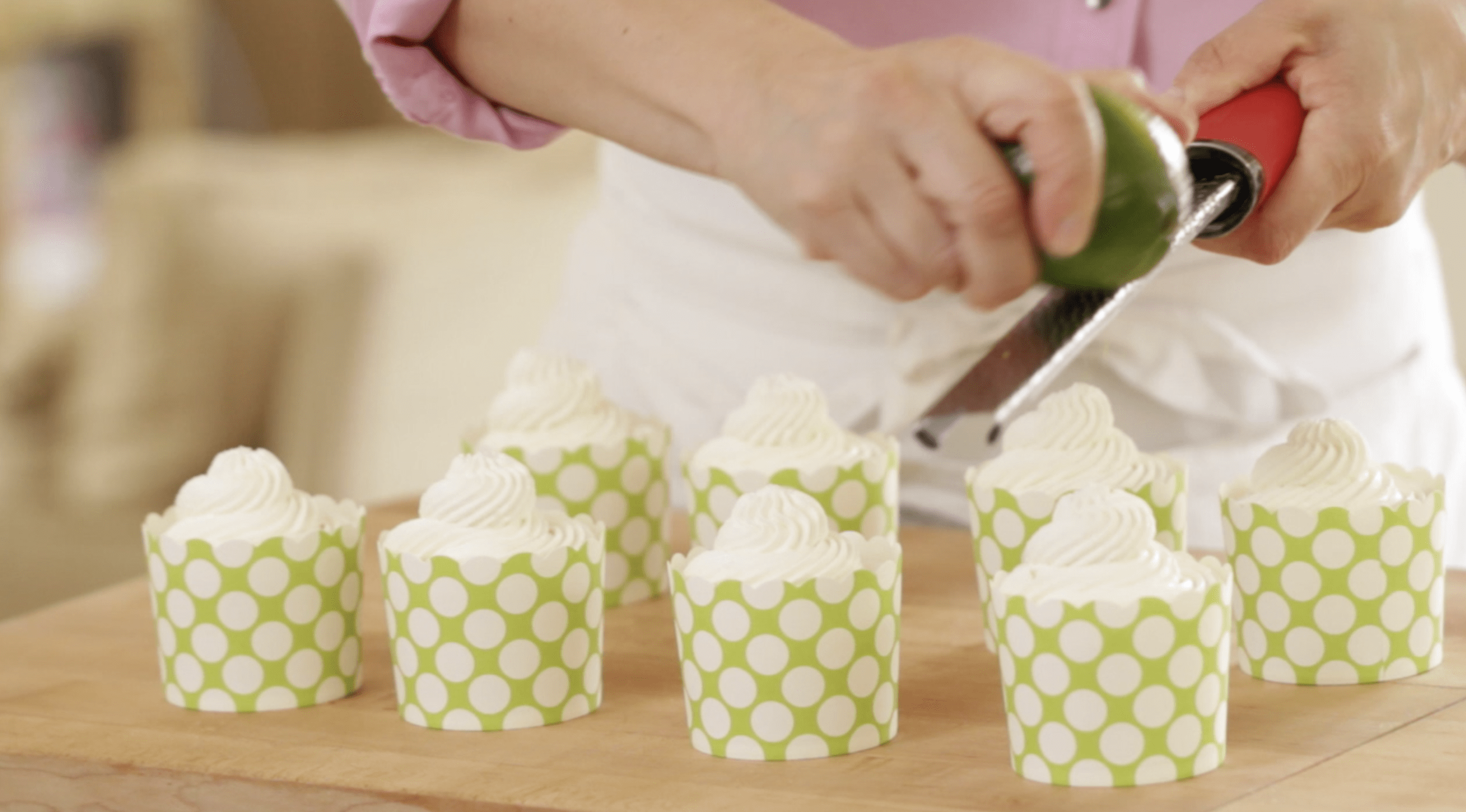 Key Lime Cups