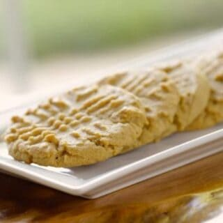 Beth's Best Peanut Butter Cookies