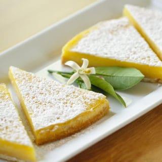 Lemon Bar Pie