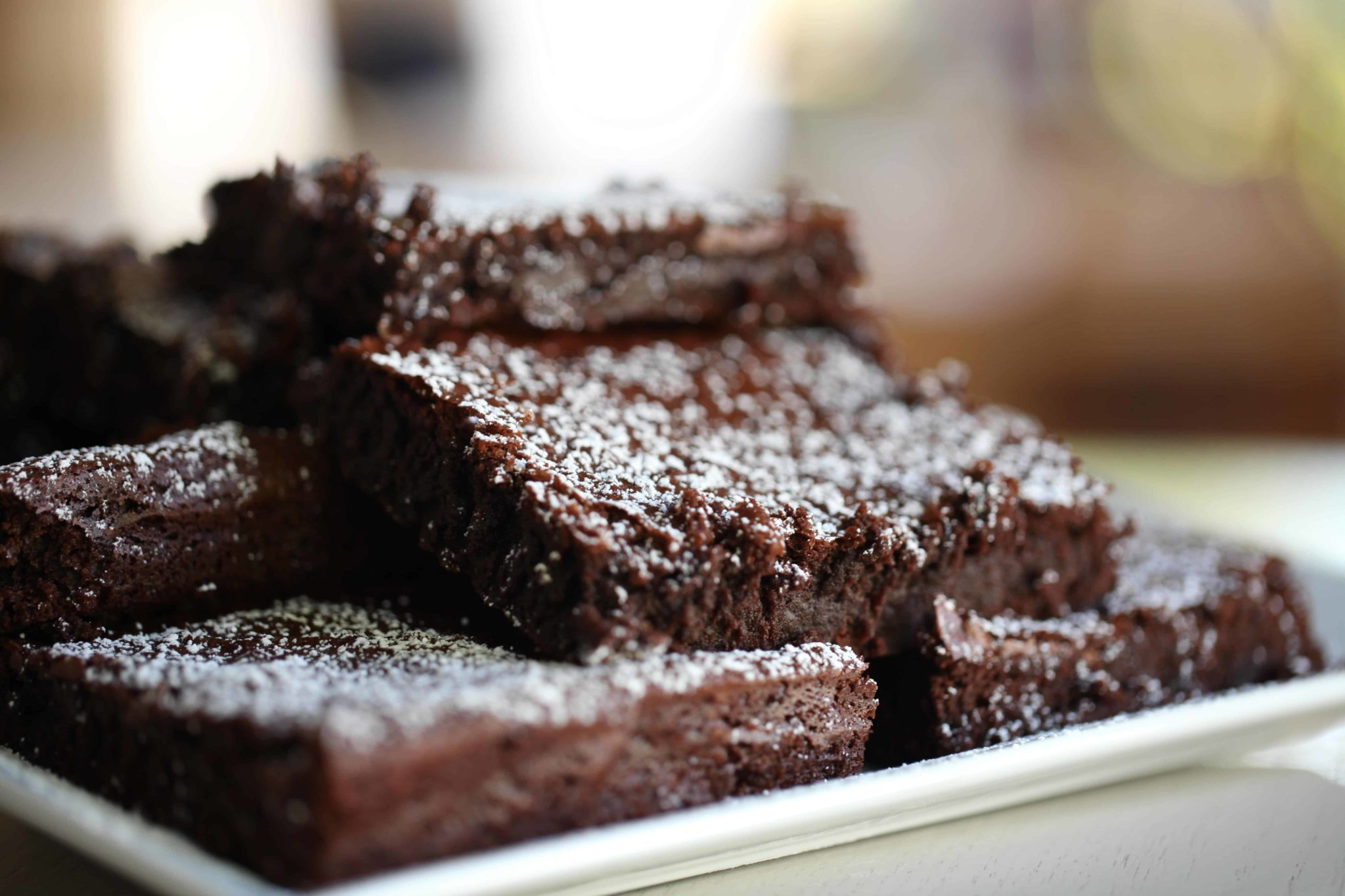 Beth's Foolproof Fudgy Brownie Recipe