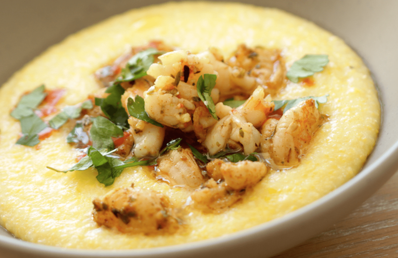 15-Minute Shrimp and Grits Recipe