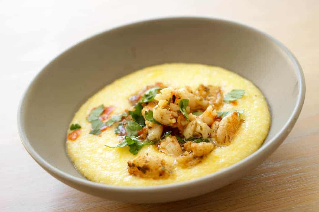 Shrimp ands Grits Recipe