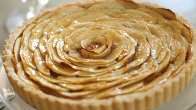 Beth's Classic French Apple Tart