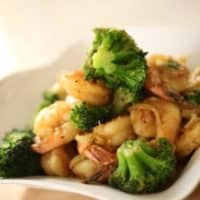 Beth's Easy Shrimp Stir Fry