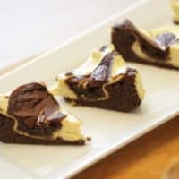 Beth's Cream Cheese Brownies
