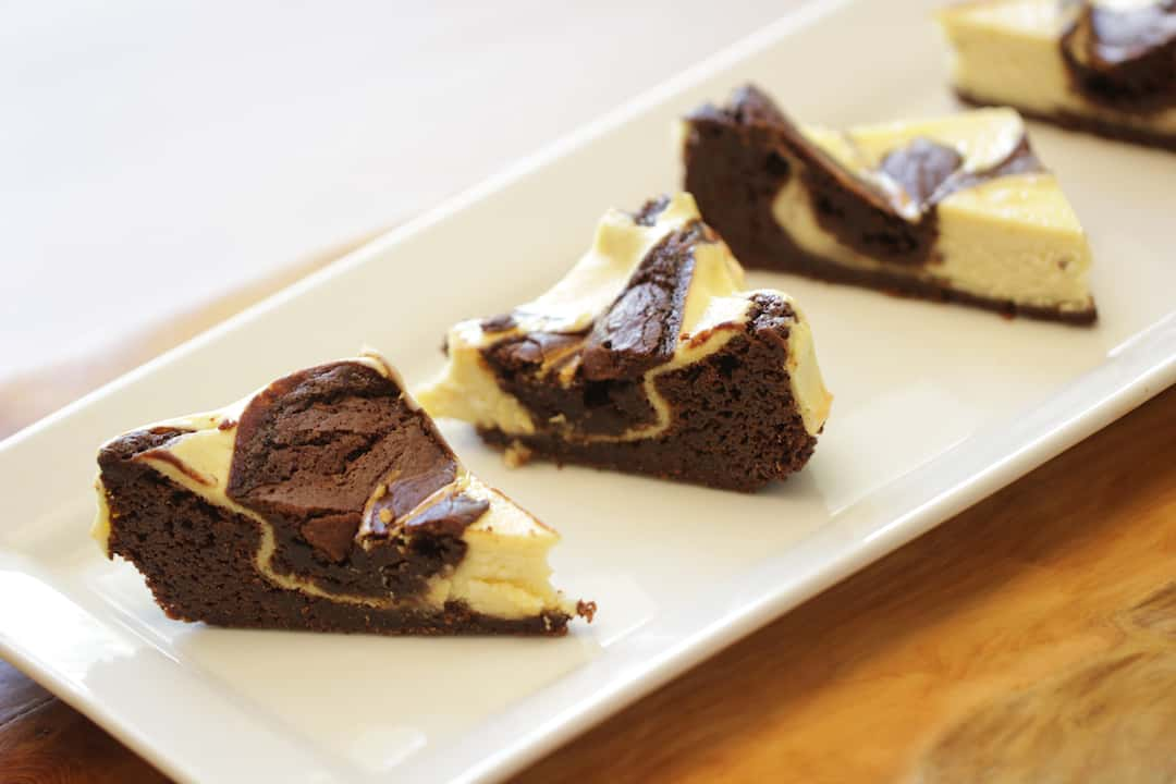 Beth's Cream Cheese Brownie Recipe