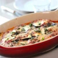 Beth's Eggplant Lasagna