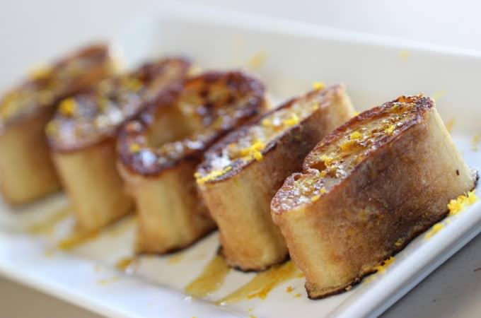 Pain Perdu (The ORIGINAL French Toast)