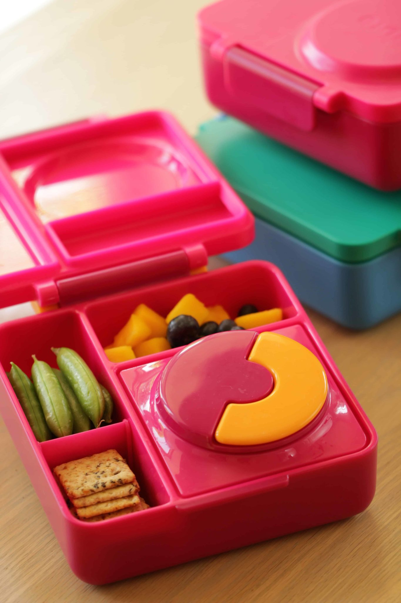 3 Lunchbox Ideas Using Leftovers