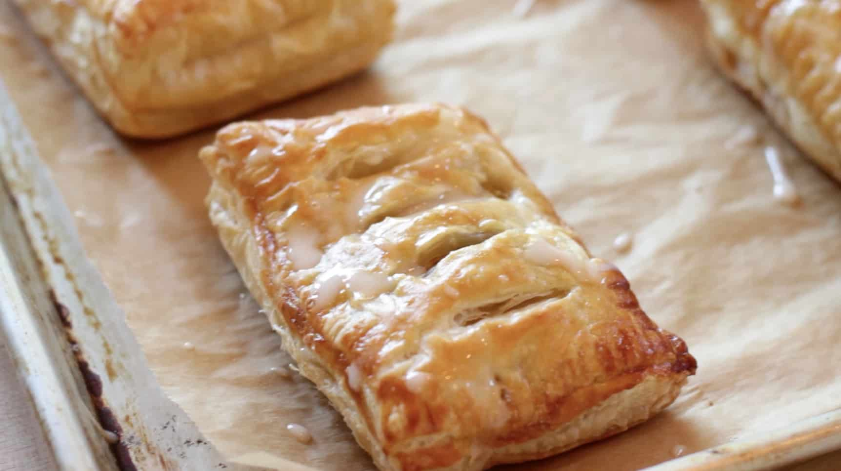Apple Cinnamon Pastries
