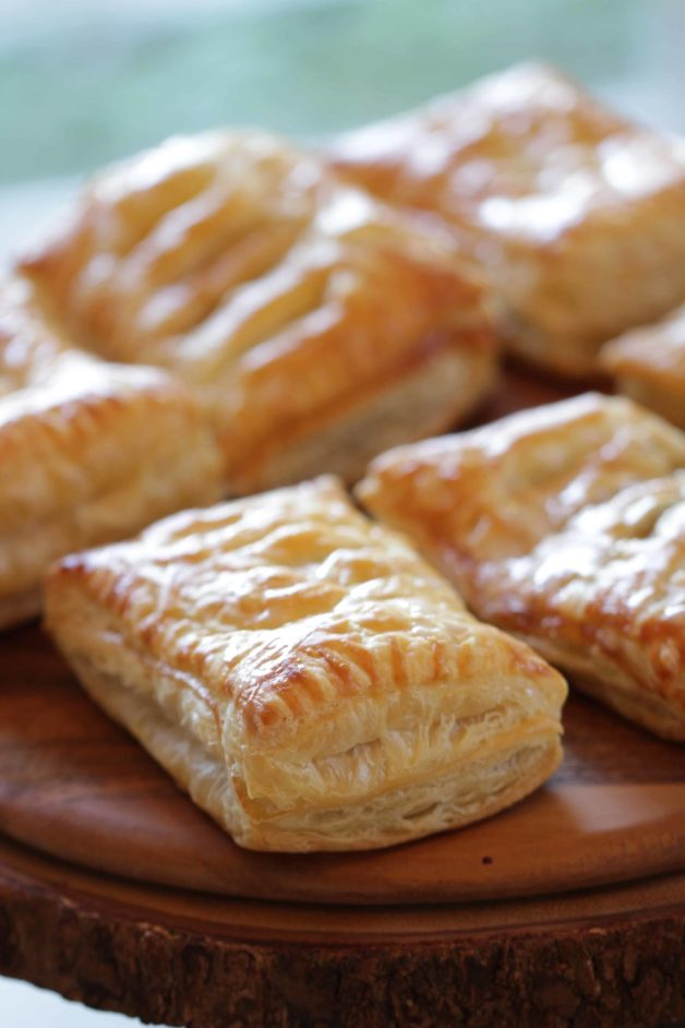 Apple Cinnamon Pastries Recipe, Entertaining with Beth