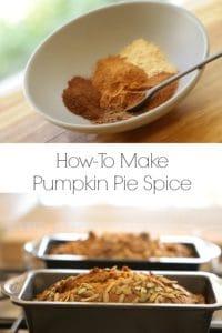 Pumpkin Pie Spice in a Bowl