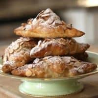 Easy Almond Croissants