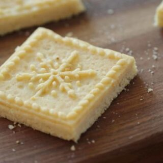 Holiday Shortbread Recipe