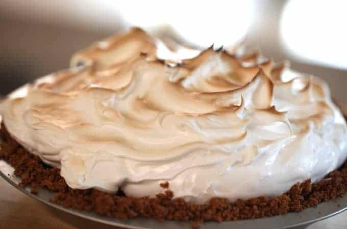 Beth's S'more Pie Recipe