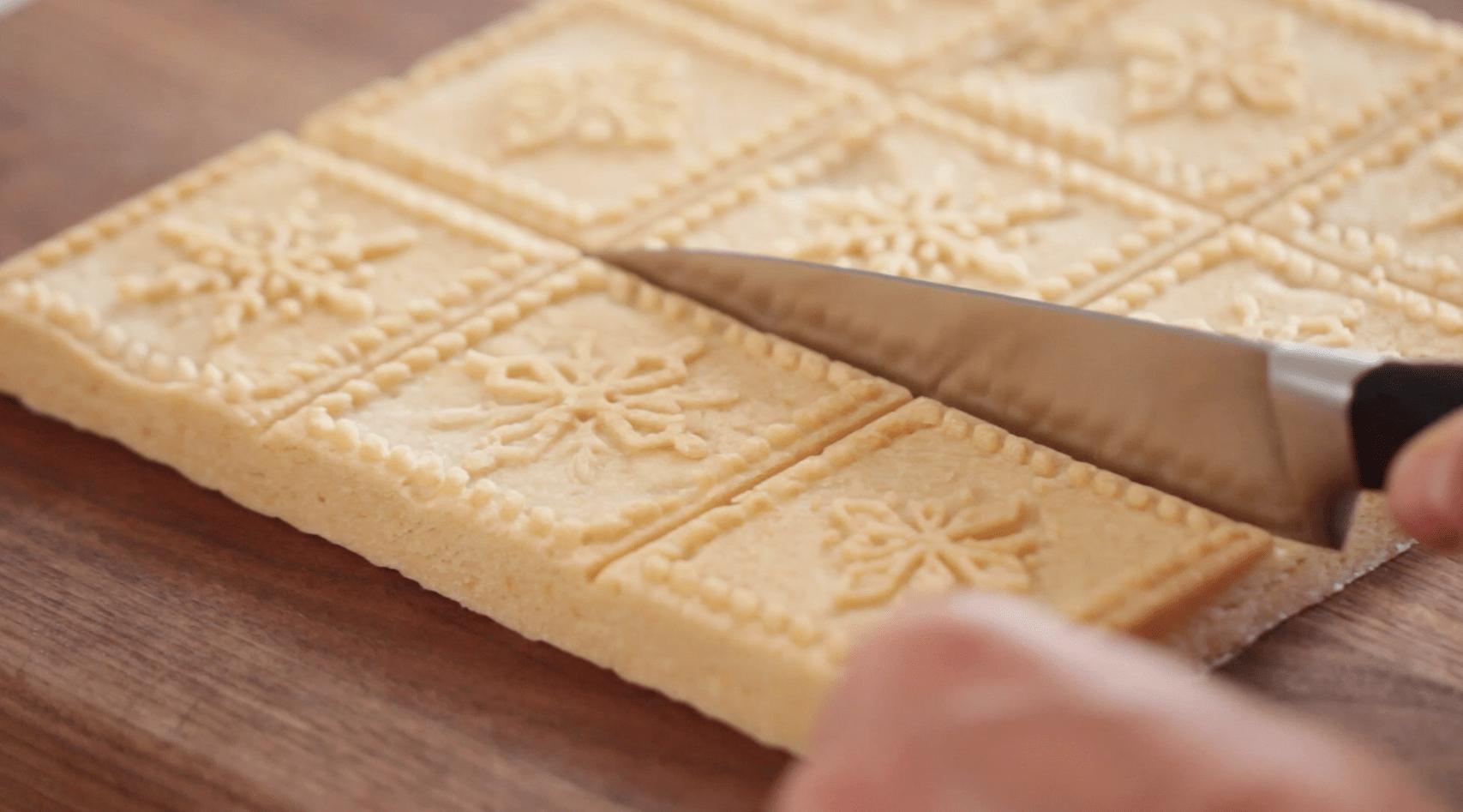 Holiday Shortbread Recipe