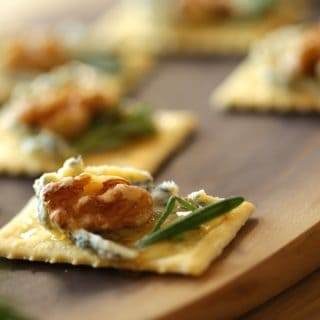 Sweet and Savory Appetizers with Keebler (#AD)