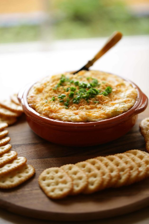 Hot Appetizer Dips