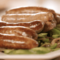 Sausage & Pepper Recipe