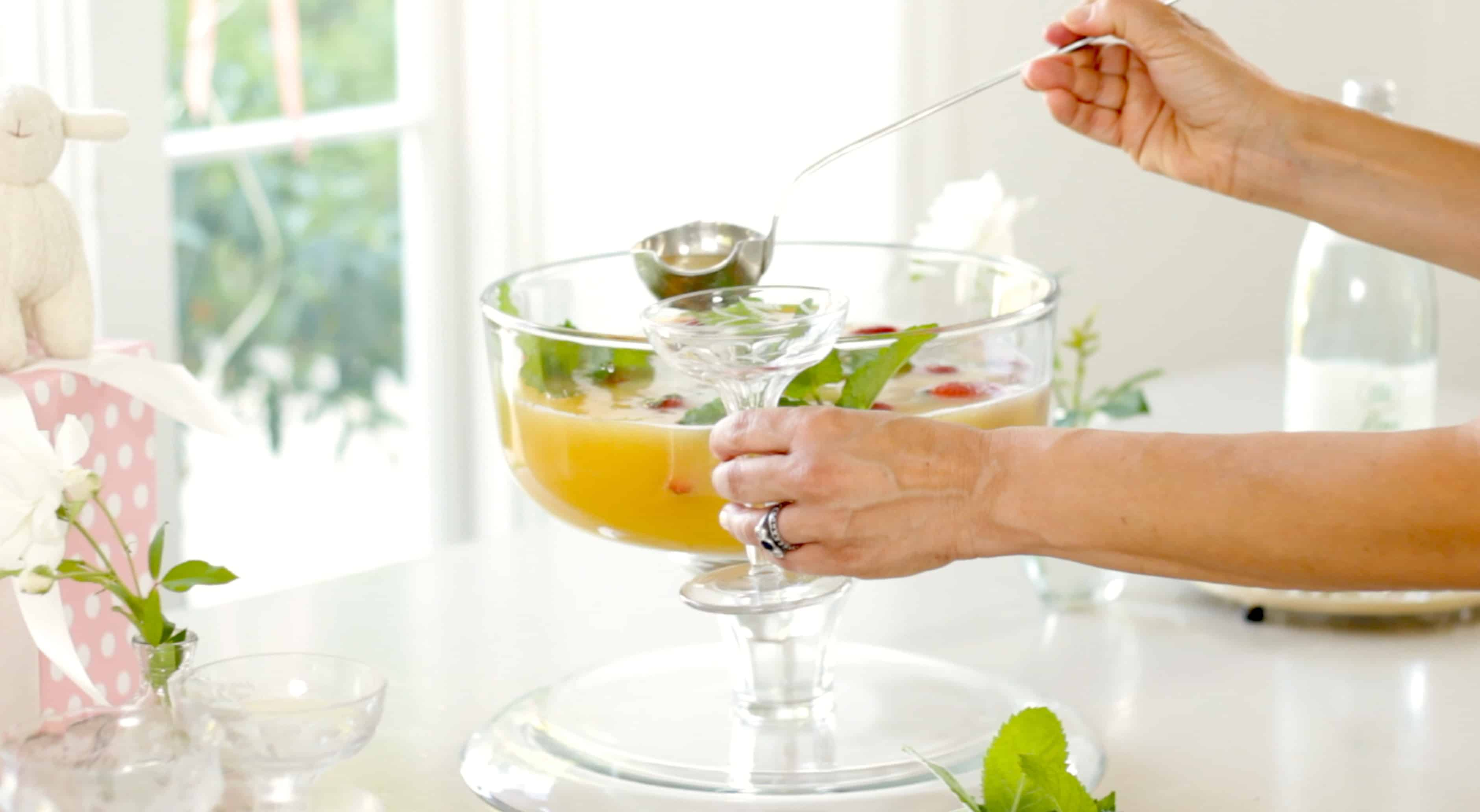 Baby Shower Punch Recipe