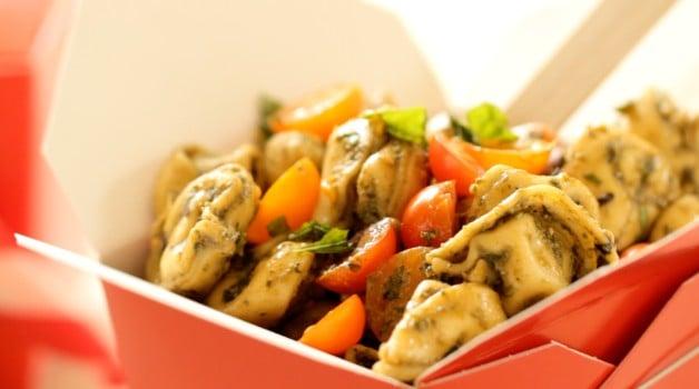 Cold Italian Tortellini Salad
