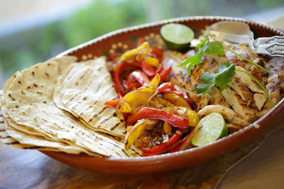 Tequila lime chicken fajita recipe entertaining with beth tequila lime chicken fajita recipe forumfinder