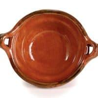 Terra Cotta Olive Bowl