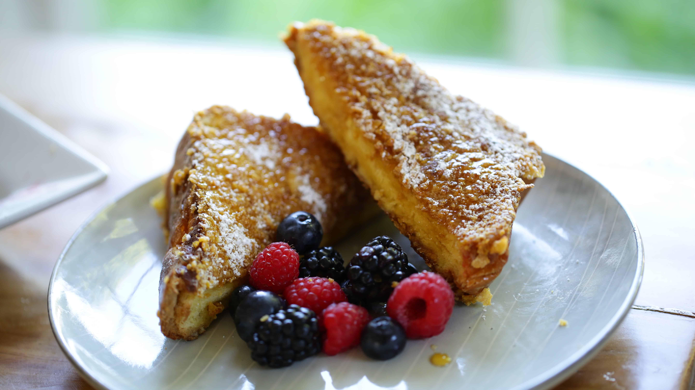 Crunchy Brioche French Toast Recipe