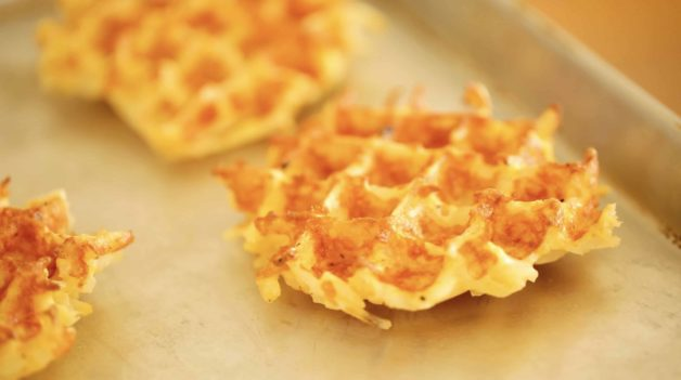 Hashbrown Potato Waffles