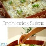 Enchiladas Suizas Recipe