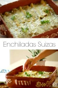 Enchiladas Suizas Recipe