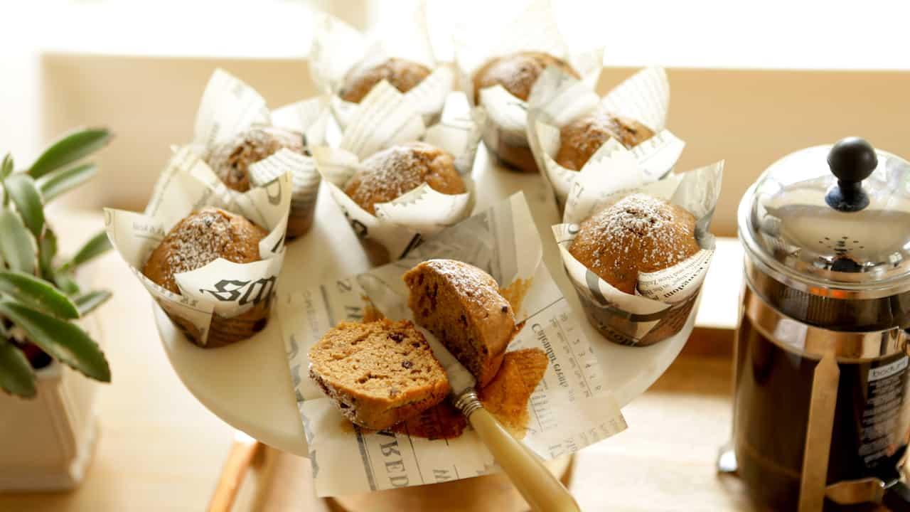 Cappuccino Muffin Recipe