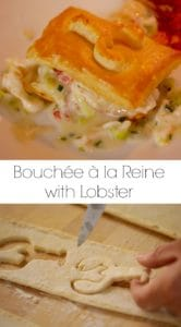 Bouchée à la Reine with Lobster