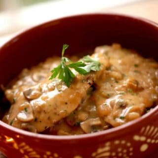 White Wine Chicken Recipe