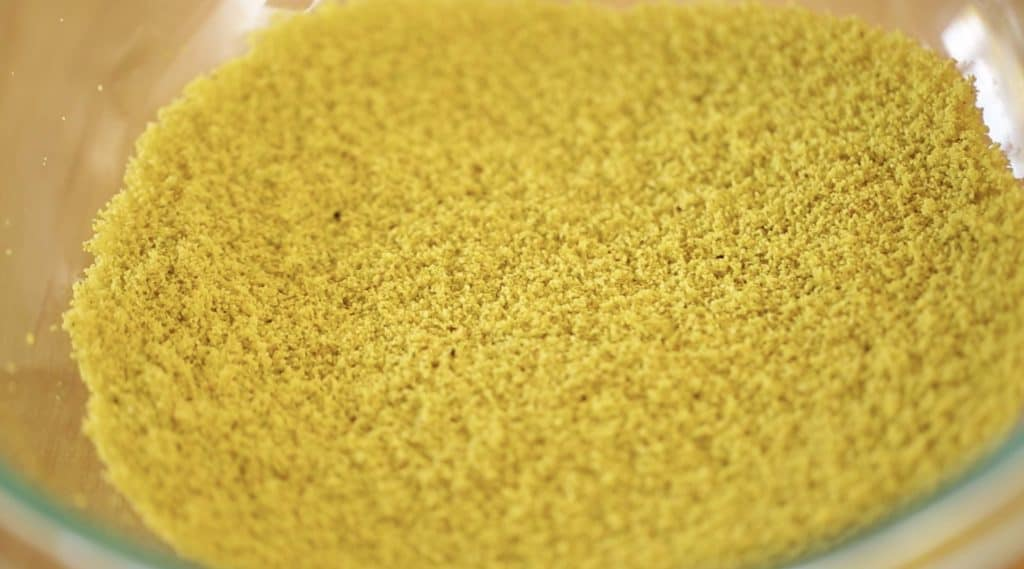 Ground pistachio flour for Pistachio Olive Oil Cake Recipe