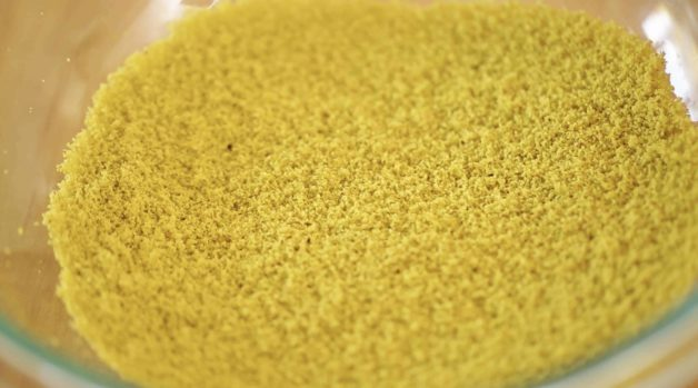 Ground pistachio flour for Pistachio Olive Oil Cake Recipe