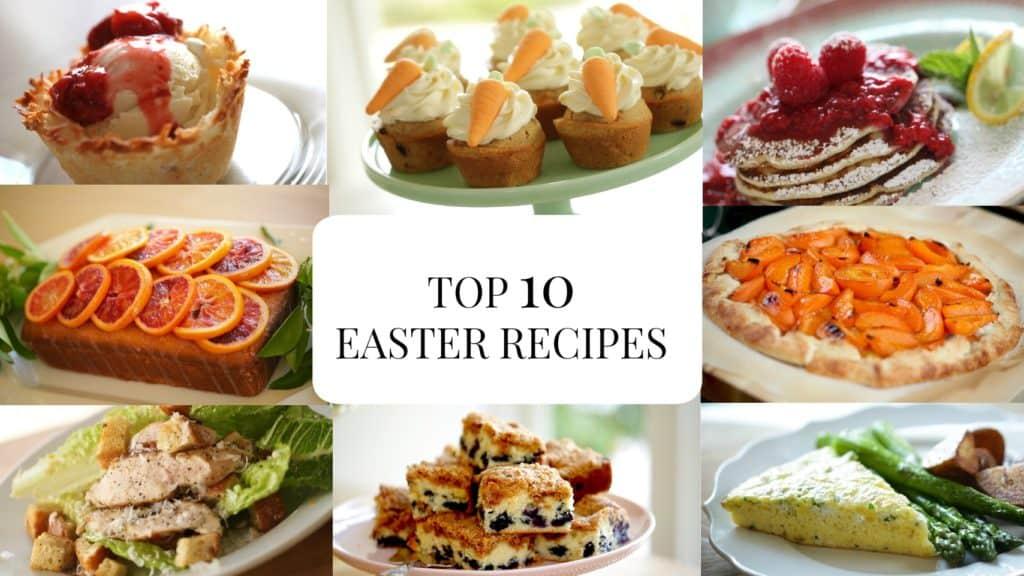 Top 10 Easter Recipes