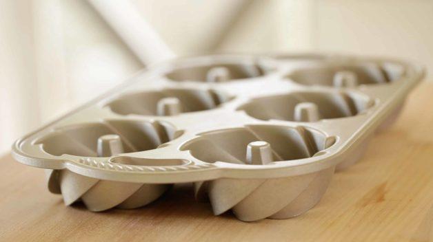 Nordicware Mini Bundt Pan for Earl Grey Pound Cake Recipe