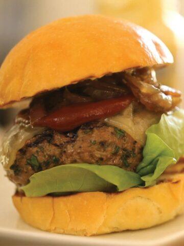Ultimate Hamburger Recipe